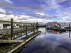 Crescent Beach harbour (Tony Tomlin) Tags: crescentbeach britishcolumbia canada marina boats crabboats