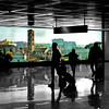 Fiumicino - Rome Airport (pom.angers) Tags: panasonicdmctz30 february 2017 rome roma fiumicinoairport leonardodavinciinternationalairport people 100 200 airport 300 5000