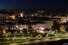 1.175 - Night in the park (esnalar) Tags: nocturna parque ciudadenlanoche nocturnas oza coruña españa spain galicia nightly