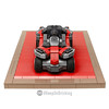 RED Viper (KEEP_ON_BRICKING) Tags: lego moc car conceptcar cardesign vehicle future futuristic red style keeponbricking latlug peteris sprogis rlug fast cool awesome legomoc snot npu driver cockpit racer race sportscar hypercar racing speedchampions