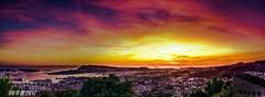 Ciel de Feu#1/ Fire sky#1 (Ub R M) Tags: 83 cotedazur frenchriviera hubertmarrone lgg4 lgh815 toulon ubrm azur capcissié ciel cloud clouds colors coucherdesoleil couleurs entrecieletterre faron france kinghubi landscape mediterrannée mediterranée mer montfaron nuages outdoors paca panorama paysage photographic photographics presquile rade realcolors saintmandrier sea sixfour sky soleil sun sunset town truecolors urbain var ville vraiescouleurs vuepanoramique water weather world100f