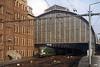 Amsterdam CS, westzijde (Tim Boric) Tags: amsterdam centraal station westzijde trein train zug bahn railways spoorwegen materieel1946 mat46 ns