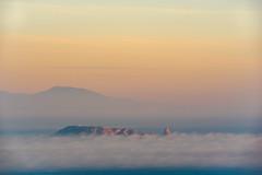 Llum i boira (vilchesdavid) Tags: mediterranean emporda illesmedes fog islands medesislands seascape amanecer sunrise soft sweet