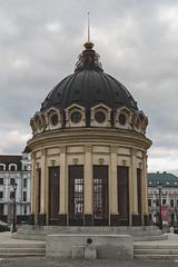 Rotunda on the Peterburgskaya Street (skboris) Tags: architecture city clouds dome kazan peterburgskaya republic rotunda street tatarstan respublikatatarstan russia ru