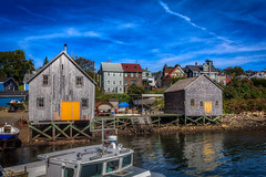 The Big Sheds (Kev Walker ¦ 7 Million Views..Thank You) Tags: bluenose boats building canada canon1855mm canon700d clouds colonialsettlement colorfull digitalart fairhavenpeninsula hdr historic lunenburg novascotia panorama panoramic picturesque postprocessing ship town water waterfront worldheritagesite