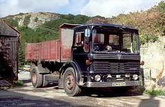 AEC Mercury, ADM 632H (ergomammoth) Tags: lorry lorries truck trucks commercialvehicle aec aecmercury tipper ergomatic tiltcab aecltdsouthall britishleylandtruckbusdivision av505 dropsidetipper roadhaulage transportcontractors haulagecontractors