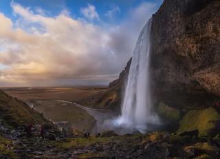 Majestic Seljalandfoss
