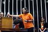 Jovem Senador 2017 (Senado Federal) Tags: plenário sessãoespecial jovemsenador2017 posse programasenadojovembrasileiro votação urna amandadasilvaduarte raissadesouzareis brasília df brasil bra