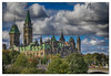 a dramatic turn of events (Ste_✪) Tags: eos760d canada canadá ottobre2016 parliamenthill ottawa ontario clouds cielo sky nuvole cityscape