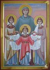 Святые-Вера-надежда-Любовь-и-матерь-их-София