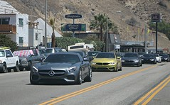 Mercedes-AMG GT S, BMW M4's (SPV Automotive) Tags: mercedesamg gt s coupe exotic sports car supercar grey bmw m4 f82 cars green black white