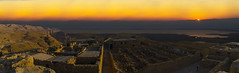 L'ultimo grido di libertà (forastico) Tags: forastico d7000 israele masada romani mar morto assedio alba eleazaro