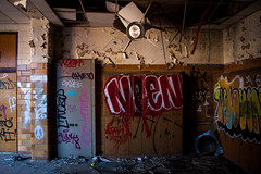 Richard Rotten the Second (virgilvanburen) Tags: urban exploration urbex rurex chicago illinois abandoned abandoment bando decay grime photography photo pics pic graffiti graff coh cohcrew vandal vandalism vandals time dilapidated