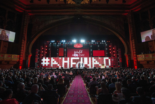 AHF World AIDS DAY Concert and 30th Anniversary Celebration