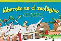 AudioEbook  Alboroto en el Zoolgico = Rampage at the Zoo (Read! Explore! Imagine! Fiction Readers: (ebook.online) Tags: audioebook alboroto zoolgico