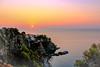 il mattino a Staletti' (kiareimages1) Tags: golfodisquillace caminia catanzaro calabria mediterraneo marjonio mare natura cielo colori alba copanello