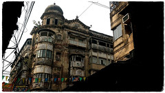 (ben oït) Tags: calcutta building kolkata immeuble e sight