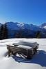 sosta con panorama ?! (Tabboz) Tags: montagna dolomiti neve panorama vetta cima ciaspole cielo pini sole salita