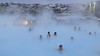 Blue Lagoon (A Sutanto) Tags: iceland blue lagoon hour pool mineral bath baths steam steamy swim swimmer soak morning dawn cold island geothermal heated