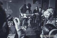 19 The Craftmen Club @ Brest (Vauban) - 29 novembre 2017 (Désinvolt) Tags: thecraftmenclub gabrieltavernier brest vauban rock 29novembre2017