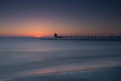 Sunrise at the Baltic Sea (muman71) Tags: dsc9140 nikon sonnenaufgang zingst 2017 d610 graufilter iso100 25sec langzeitbelichtung landschaft ostsee balticsea f8 26mm