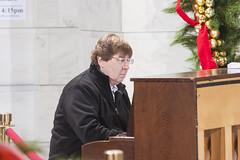 12-04-17 Watson Chapel High School Choir (Arkansas Secretary of State) Tags: 120417 watson chapel high school choir