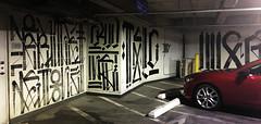 Cosmopolitan Parking Garage by Retna