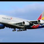 A380-841 | Asiana Airlines | HL7634 | FRA thumbnail