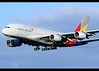 Airbus | A380-841 | Asiana Airlines | HL7634 | Frankfurt/Main | FRA | EDDF (Christian Junker | Photography) Tags: nikon nikkor d800 d800e dslr 70200mm aero plane aircraft airbus a380841 a380800 a380 a388 asianaairlines asiana oz aar oz541 aar541 asiana541 hl7634 staralliance super widebody arrival landing 25l airline airport aviation planespotting 179 frankfurtinternationalairport rheinmain rheinmaininternationalairport fra eddf fraport frankfurt frankfurtmain hessen hesse germany europe spotterpointa5 ellisroad christianjunker flickraward flickrtravelaward worldtrekker superflickers zensational