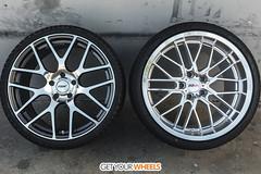 IMG_8543 (JPARKGYW) Tags: tsw cray eagle nurburgring machined mirror cut face gunmetal silver corvette c5 c6 c7 z06 z51 stingray
