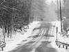 Walking Down A Messy Road (John Kocijanski) Tags: people blackandwhite candid streetphotography road snow odc messy canon24105mmf4l canon5dmkii