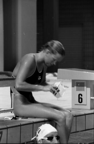 177 Swimming EM 1991 Athens