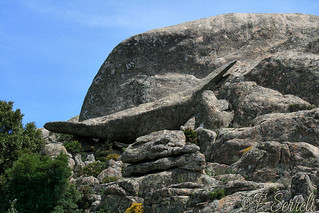 Bizzarri graniti a Mont'Arbu - Castiadas