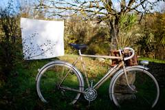 Peugeot PH60 1949 № 267902 (Smart Public Space) Tags: randonneuse randonneur france french bicycle simplex idéale peugeot vintage vélo ancien bike de collection vieux bicyclette mafac prior soubitez adhoc vitus cyclotourisme classic vehicle indoor wheel