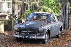 1964 Volvo Amazon 121 (rvandermaar) Tags: volvoamazon 1964 volvo amazon p1200 12194 121 volvo121 sidecode1 import dh0329