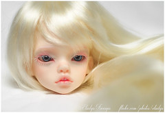 DIM Laia for flafloobjd (Eludys) Tags: bjd abjd toy doll ball jointed faceup makeup artist custom msd dim mind dollinmind laia