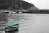 portovenere-1- (davidenovelli1) Tags: splashcolor 5terre portovenere blackwhite