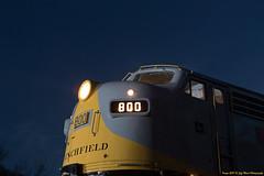 Clinchfield Nights (jeffmast98) Tags: santatrain shelby kentucky usa