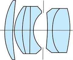 KMZ Jupiter-8 50mm ƒ/2 silver (КМЗ Юпитер-8) | optical diagram (.: mike | MKvip Beauty :.) Tags: kmzjupiter850mmƒ2silver кмзюпитер8 kmz кмз юпитер8 jupiter8 1962 vintagelens vintageprime opticaldiagram mth mkvip