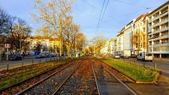 Berlin, sonniger November