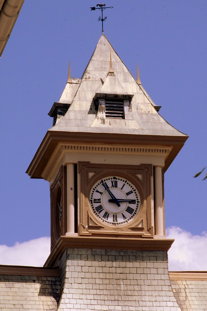 Rouss City Hall Clock Tower - Winchester, VA