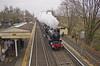 Black 5 no.45212 (alts1985) Tags: black 5 no45212 main line steam train dreams the cathedrals express milford surrey 051217
