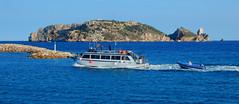 L'Estartit (Meino NL OFF LINE) Tags: lestartit illesmedes medeseilanden middellandsezee mediterranean sea boot boat scubadiving duiken diving costabrava spain spanje