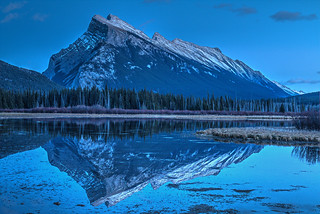Mt Rundel - Reflection