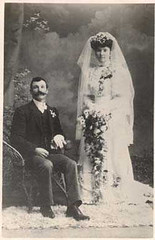 Henry Alfred Wood and Eva Emily Ford