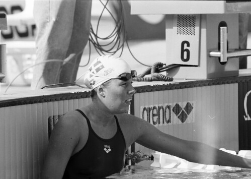 317 Swimming EM 1991 Athens
