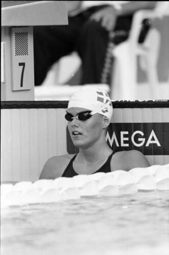 410 Swimming EM 1991 Athens
