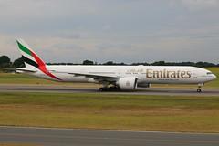 A6-EGM | Boeing 777-31HER | Emirates (cv880m) Tags: aviation airplane aircraft airline airliner jetliner bhx elmdon birmingham a6egm boeing 777 773 777300 77731h emirates dubai triple7 tripleseven