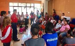 Recorre Simón Villar zona afectada por sismos en Morelos (Noticias de la Política Nacional y Educación) Tags: conafe consejo nacional fomento educativo sismos simón villar martínez