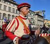 Florentine (Jan Kranendonk) Tags: florence italy italian man florentine firenze drummer drumming drum festival parade historical culture ngc